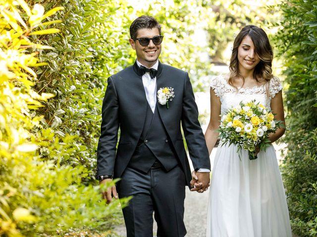 Il matrimonio di Emanuele e Mabel a Corte Franca, Brescia 102