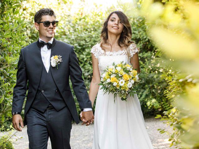 Il matrimonio di Emanuele e Mabel a Corte Franca, Brescia 103