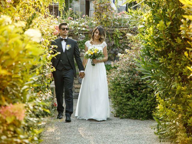 Il matrimonio di Emanuele e Mabel a Corte Franca, Brescia 112