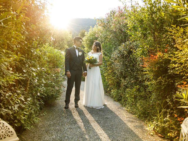 Il matrimonio di Emanuele e Mabel a Corte Franca, Brescia 113