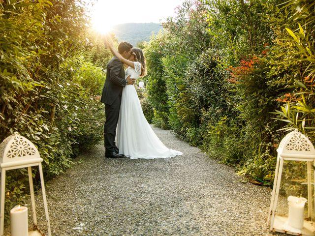 Il matrimonio di Emanuele e Mabel a Corte Franca, Brescia 115