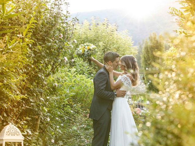Il matrimonio di Emanuele e Mabel a Corte Franca, Brescia 118
