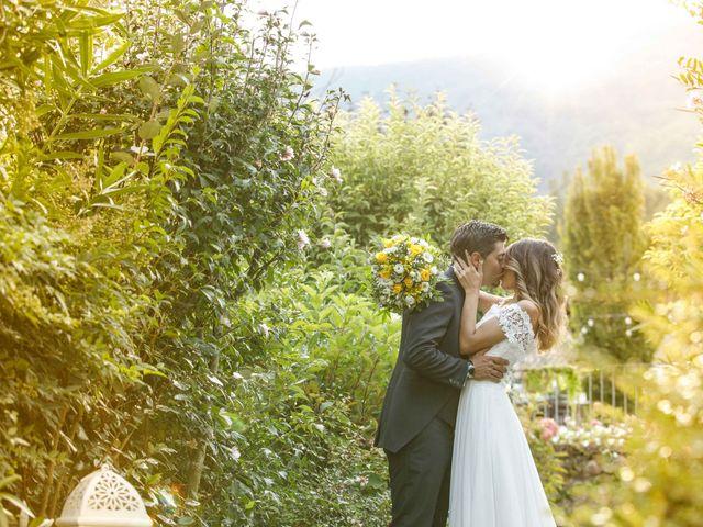 Il matrimonio di Emanuele e Mabel a Corte Franca, Brescia 119