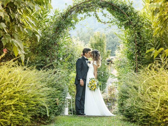 Il matrimonio di Emanuele e Mabel a Corte Franca, Brescia 120