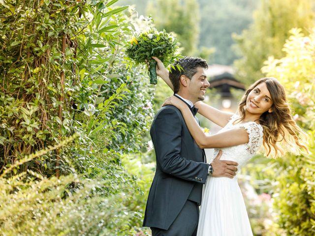 Il matrimonio di Emanuele e Mabel a Corte Franca, Brescia 121