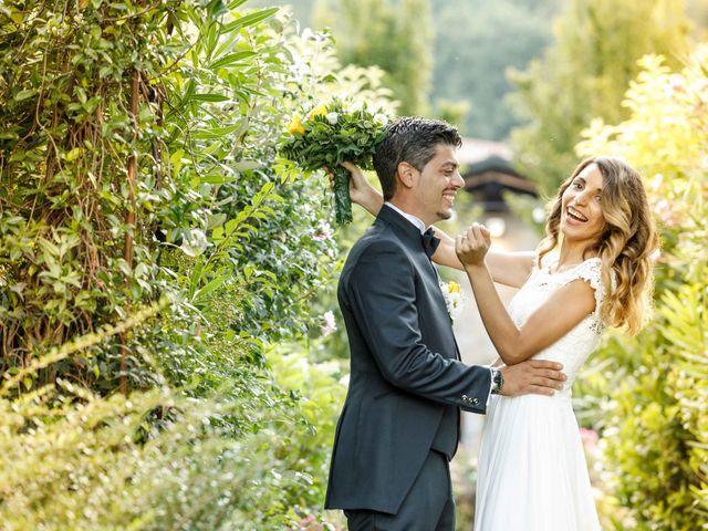Il matrimonio di Emanuele e Mabel a Corte Franca, Brescia 122