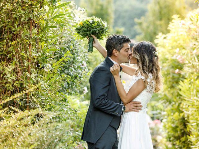 Il matrimonio di Emanuele e Mabel a Corte Franca, Brescia 123
