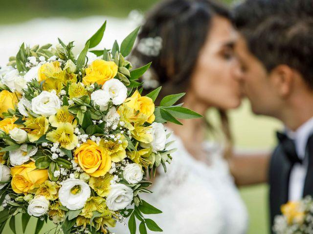 Il matrimonio di Emanuele e Mabel a Corte Franca, Brescia 124