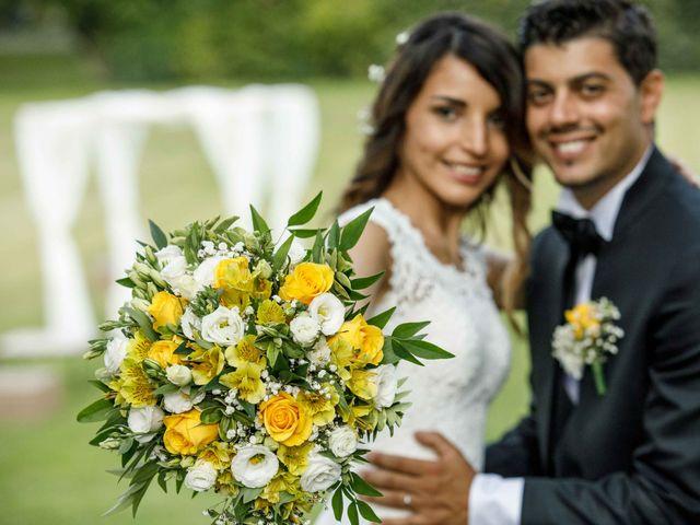 Il matrimonio di Emanuele e Mabel a Corte Franca, Brescia 125