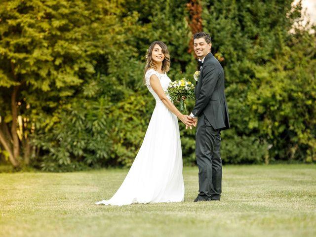 Il matrimonio di Emanuele e Mabel a Corte Franca, Brescia 128