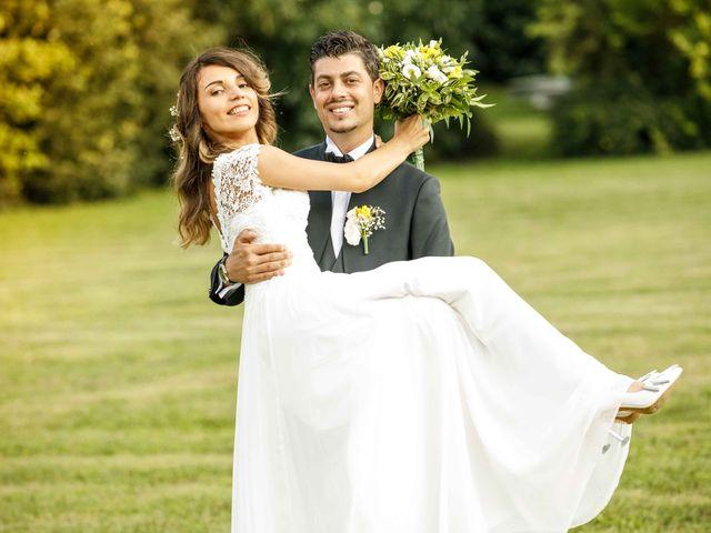 Il matrimonio di Emanuele e Mabel a Corte Franca, Brescia 130