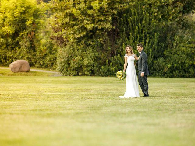 Il matrimonio di Emanuele e Mabel a Corte Franca, Brescia 133