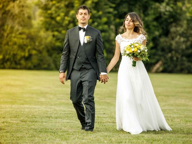Il matrimonio di Emanuele e Mabel a Corte Franca, Brescia 136