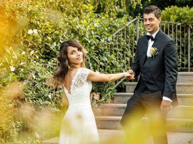 Il matrimonio di Emanuele e Mabel a Corte Franca, Brescia 140