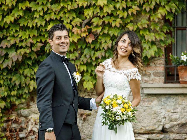 Il matrimonio di Emanuele e Mabel a Corte Franca, Brescia 142
