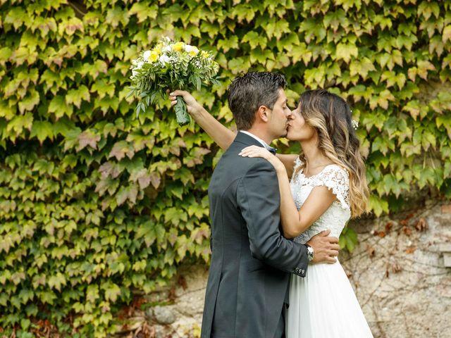 Il matrimonio di Emanuele e Mabel a Corte Franca, Brescia 143