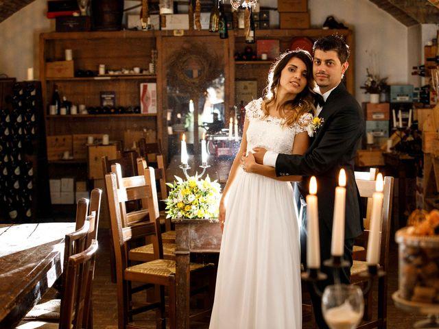 Il matrimonio di Emanuele e Mabel a Corte Franca, Brescia 144