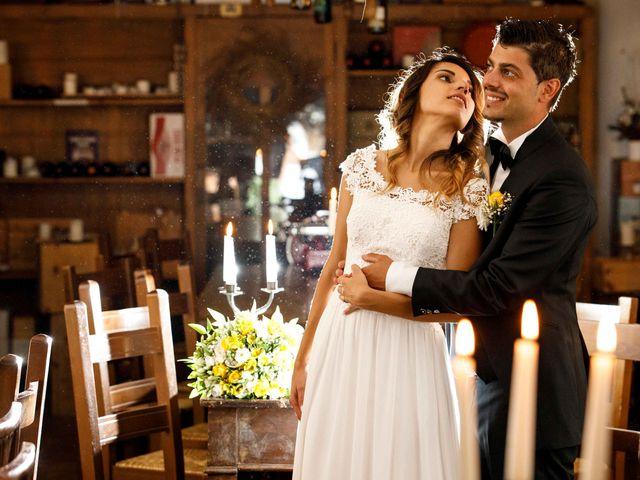 Il matrimonio di Emanuele e Mabel a Corte Franca, Brescia 145