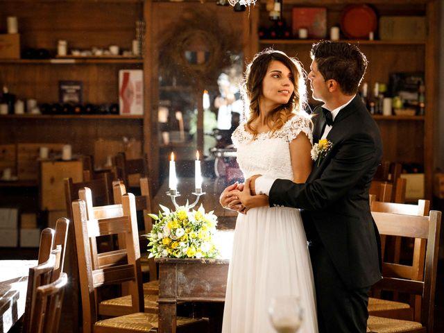 Il matrimonio di Emanuele e Mabel a Corte Franca, Brescia 147