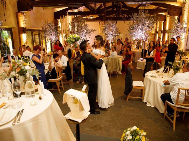 Il matrimonio di Emanuele e Mabel a Corte Franca, Brescia 154