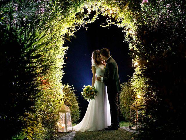 Il matrimonio di Emanuele e Mabel a Corte Franca, Brescia 161