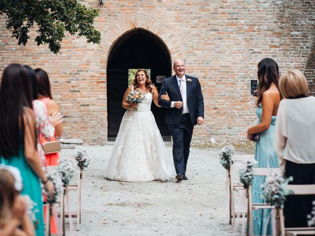 Il matrimonio di Dario e Erica a Brisighella, Ravenna 33
