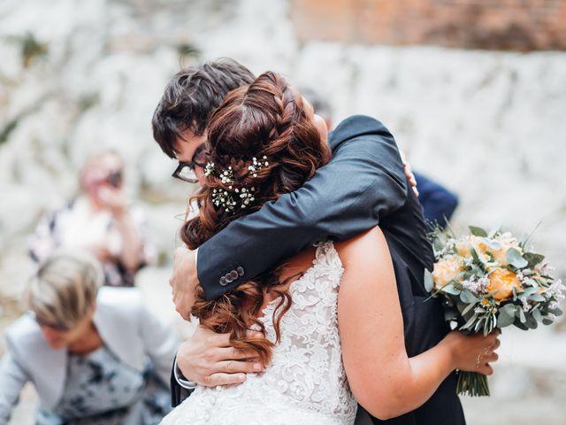 Il matrimonio di Dario e Erica a Brisighella, Ravenna 34