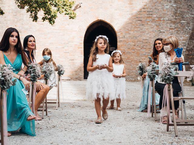 Il matrimonio di Dario e Erica a Brisighella, Ravenna 36