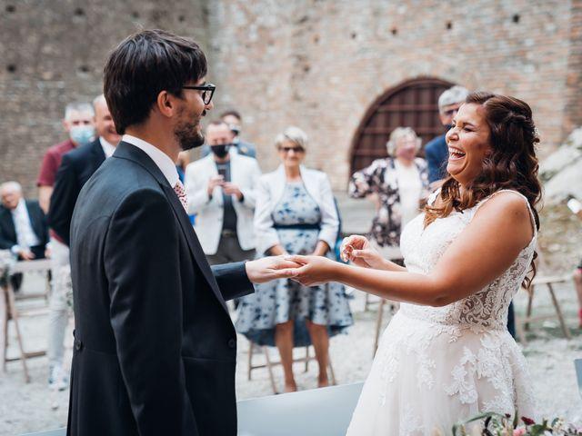 Il matrimonio di Dario e Erica a Brisighella, Ravenna 37