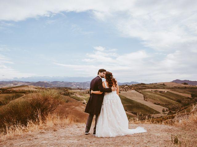 Le nozze di Erica e Dario
