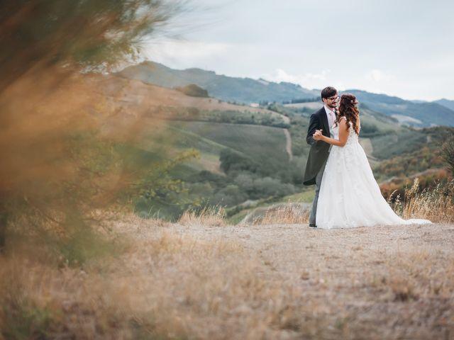 Il matrimonio di Dario e Erica a Brisighella, Ravenna 44