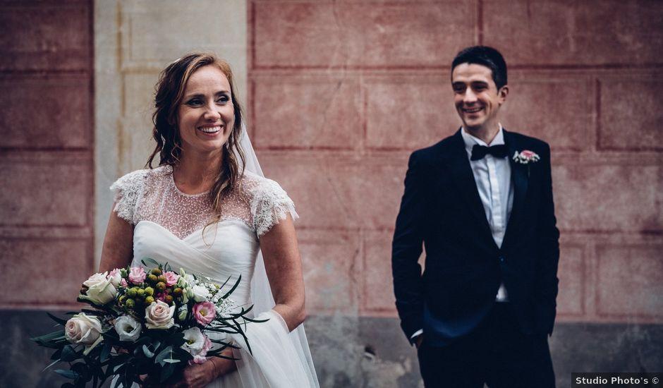 Il matrimonio di Alessandro e Maddalena a Sestri Levante, Genova