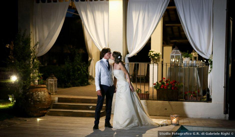 Il matrimonio di Antonio e Erika a Carmignano, Prato