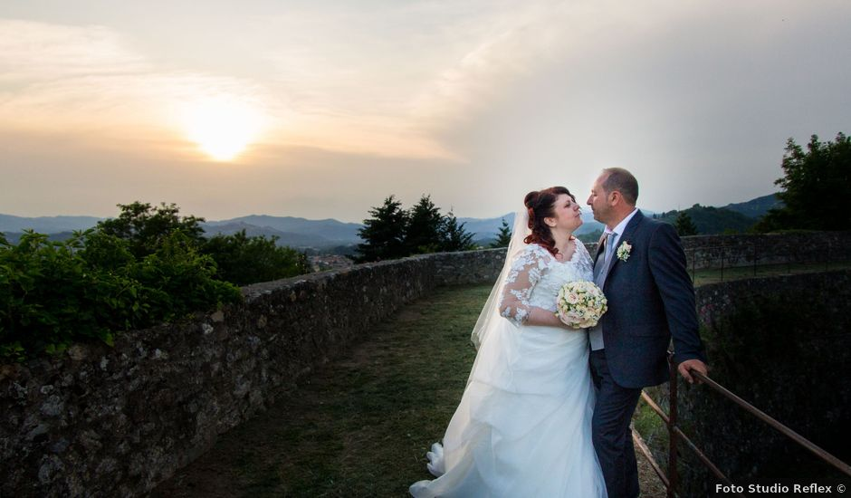 Il matrimonio di Marco e Marta a Sarzana, La Spezia
