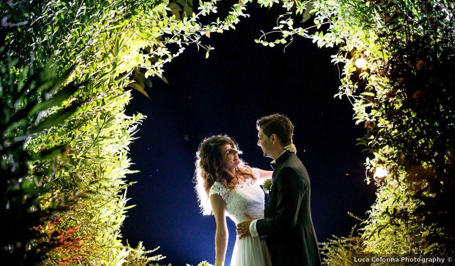 Il matrimonio di Emanuele e Mabel a Corte Franca, Brescia