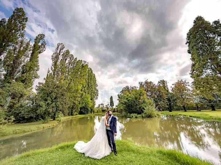 Le nozze di Erica e Daniele