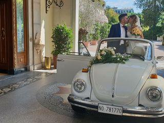 Le nozze di Mihaiela e Riccardo