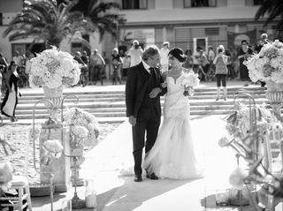 Le nozze di Shari e Mauro 1