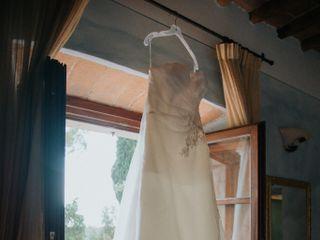 Le nozze di Claudia e Joram 1