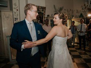 Le nozze di Claudia e Joram