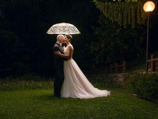 Le nozze di Aleksandra e Luca