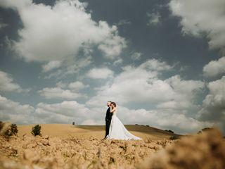 Le nozze di Maddalena e Luca