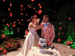 Le nozze di Heidi e Roberto