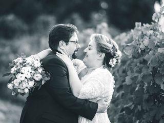 Le nozze di Eleonora e Franco