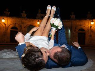 Le nozze di Lisa e Damiano