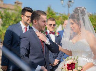 Le nozze di Samaneh e Emanuele 1