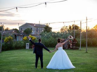Le nozze di Samaneh e Emanuele