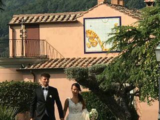 Le nozze di Rosario e Federica 1