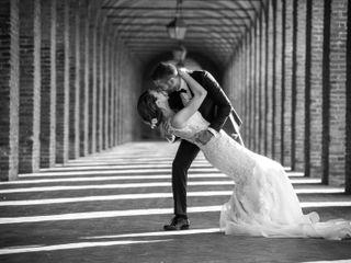 Le nozze di Jessica e Marco