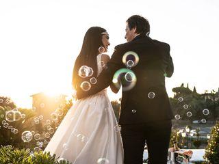 Le nozze di Homa e Salvatore
